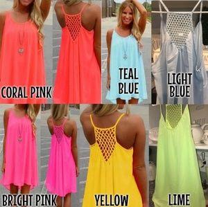 SunDress, Swim cover up, Beach wear
